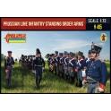 Strelets 211 Fantassins prussiens tenue d'été - Période napoléonienne