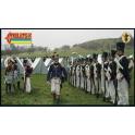 Strelets 222 Fantassins français en tenue d'été - Période napoléonienne