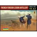 Strelets 290 Artillerie de la Légion Etrangère française - Guerre du Rif