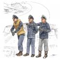 CMK 72158 Equipage de S-Boot allemand sur le pont