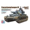 Tamiya 35374 Char allemand Panzer 4 Ausf.F