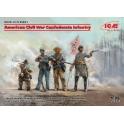 ICM 35021 Infanterie sudiste Guerre de Sécession