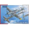 Special Hobby 72439 Messerschmitt Bf-109E-4