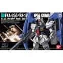 Bandai Hobby 035 Crossbone Gundam X1 Full cloth type GBFT