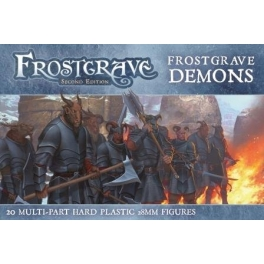 North Star FGVP09 Frostgrave demons