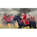 Strelets 238 cavalerie anglaise guerre de succession d'Espagne