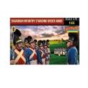 Strelets 271 Infanterie bavaroise debout aux ordres