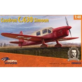 Dora Wings 48028 Caudron C.630 Simoun
