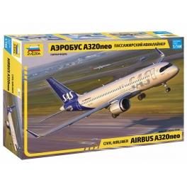 Zvezda 7037 Airbus A320neo
