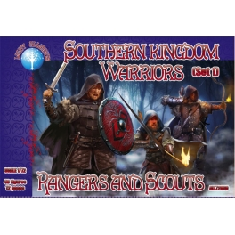 Dark Alliance 72060 Guerriers du Royaume du Sud - Set 1 - Rangers et éclaireurs