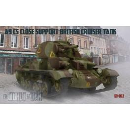 World at War 72012 Char britannique A9 CS