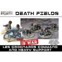 Wargames Atlantic WAADF004 Les Grognards - Commandement et support lourd