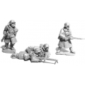 Artizan Designs SWW023 Germans in Great Coats with MG42