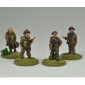 Artizan Designs SWW139 British & Commonwealth Officers and Characters