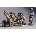 Artizan Designs SWW333 US Airborne 75mm Howitzer and Crew
