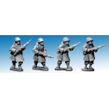 Artizan Designs SWW351 US Inf. In Greatcoats Rifles