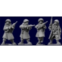 Artizan Designs SWW352 US Inf. In Greatcoats with Carbines