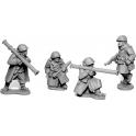 Artizan Designs SWW357 US Infantry in Greatcoats Bazooka Team
