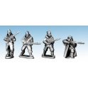 Artizan Designs SWW418 Soviet Scouts with rifles