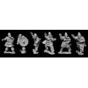 Artizan Designs VIK006 Viking Hirdmen with Spears