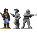 Artizan Designs AWW054 7th Cavalry Troopers (Foot)