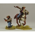 Artizan Designs AWW301 Pony Express Rider