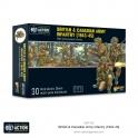 Warlord 402011020 Infanterie britannique et canadienne 1943-45