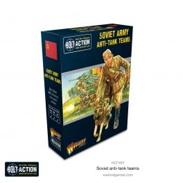 Warlord 402214007 Equipe anti-chars soviétique