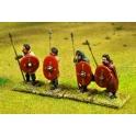 Artizan Designs PAX003 Arthurian Spearmen I (standing)
