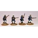 Artizan Designs MOD003 Legion in Greatcoats Advancing I