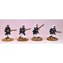 Artizan Designs MOD004 Legion in Greatcoats Advancing II