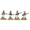 Artizan Designs MOD006 Legion in Sun Helmets Advancing
