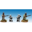 Artizan Designs NWF1005 Afghan Irregulars with Muskets II