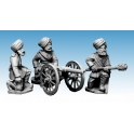 Artizan Designs NWF0500 Mountain Gun and Crew (Indian)