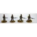 Artizan Designs NWF0020 Highlanders in trousers advancing. 2nd Afghan War.