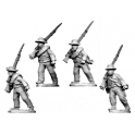 Crusader Miniatures ACW031 ACW Infantry in Shirt and Hat Marching