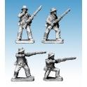Crusader Miniatures ACW033 ACW Infantry Shirt & Hat Skirmishing