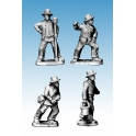 Crusader Miniatures ACW055 ACW Artillery Crew in Hats