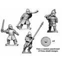 Crusader Miniatures DAV004 Bondi Command