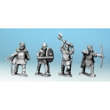 Crusader Miniatures DAX001 Viking Mercenaries I