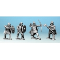 Crusader Miniatures DAX003 Viking Mercenaries III
