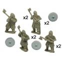 Crusader Miniatures DAS005 Saxon Huscarls with Axes