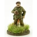 Crusader Miniatures WWB200 Para General with Tea.