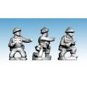 Crusader Miniatures WWB121a Late War British Artillery Crew