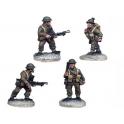 Crusader Miniatures WWB003 British Bren Gun Teams