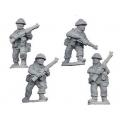 Crusader Miniatures WWB101 Late British Riflemen I