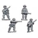 Crusader Miniatures WWB102 Late British Riflemen II