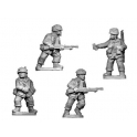 Crusader Miniatures WWB203 British Para Bren Teams