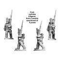 Crusader Miniatures RFH021 Napoleonic French - Centre Company
