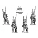 Crusader Miniatures RFH022 Napoleonic French - Flank Company